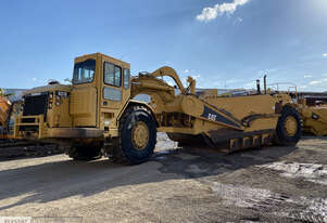 2003 Caterpillar 637G Twin Powered Scraper
