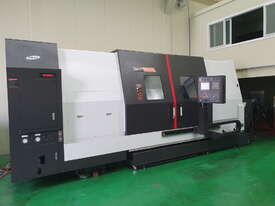 2017 SMEC (Samsung) PL80X CNC Lathe with 321mm Spindle Bore  - picture0' - Click to enlarge