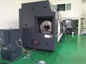 2017 SMEC (Samsung) PL80X CNC Lathe with 321mm Spindle Bore  - picture2' - Click to enlarge