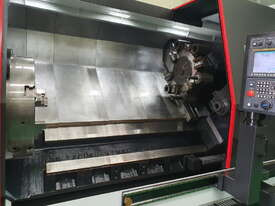 2017 SMEC (Samsung) PL80X CNC Lathe with 321mm Spindle Bore  - picture1' - Click to enlarge