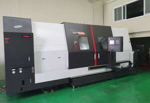 2017 SMEC (Samsung) PL80X CNC Lathe with 321mm Spindle Bore