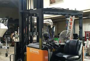 Toyota High Reach Electric Forklift