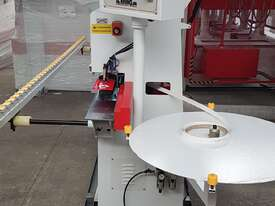 USED RHINO R4000S COMPACT HOT MELT EDGEBANDER *AVAIL NOW* - picture2' - Click to enlarge