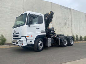 Nissan UD Crane Truck Truck - picture0' - Click to enlarge