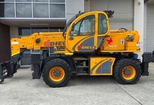 Used Dieci 40.17 Rotational Telehandler with Forks For Sale