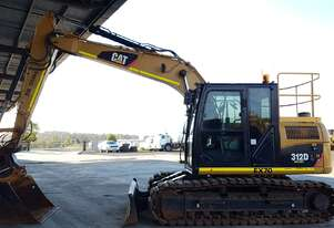 Caterpillar 312D Excavator for Hire