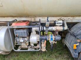 Volvo Bogie Drive Twin Steer Water Truck - picture2' - Click to enlarge