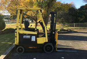 2.268T Battery Electric 4 Wheel Forklift