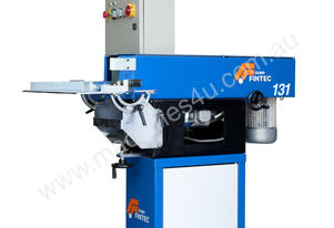 Corner Weld & Radius Linishing Machine