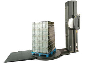 Intelligent Pallet Wrapping Machine - picture0' - Click to enlarge