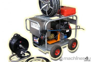 Interpump HBS5020DB Drain Cleaning Jetter Pressure Washer