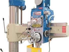 RAD-900 Radial Arm Drill 38mm Drilling Capacity - picture7' - Click to enlarge