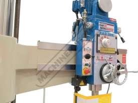RAD-900 Radial Arm Drill 38mm Drilling Capacity - picture8' - Click to enlarge