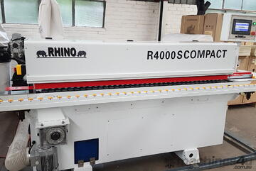 RHINO R4000S COMPACT HOT MELT EDGE BANDER *  STOCK JUST ARRIVED*