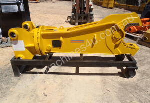 Eurotec   Demolition Shear