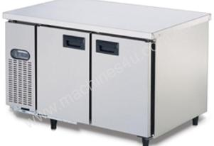 Anvil UBJ1300 Underbar Freezer - 2-Door (250Lt)