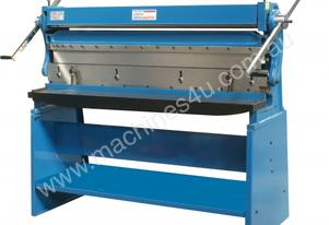New 3-in-1 Pressbrake, Guillotine & Rolls