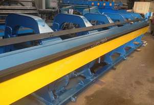 USED - Machine Makers - Slitter Folder - 8m x 1.2mm