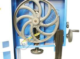 BP-480 Wood Band Saw 465mm Throat x 310mm Height Capacity Includes 415V Safety Brake Motor - picture4' - Click to enlarge