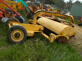 2400mm wide tow behind road broom self propelled - picture1' - Click to enlarge