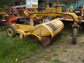 2400mm wide tow behind road broom self propelled - picture0' - Click to enlarge