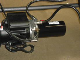 1250mm x 2mm Australian made hydraulic panbrake - picture12' - Click to enlarge