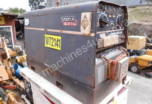 500 commander lincoln, 15kva 240 volt single phs