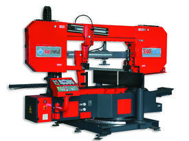 � 560mm Cappacity Semi Automati Bandsaw,  - picture0' - Click to enlarge