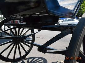 Beautiful Horse Drawn Carriage - picture7' - Click to enlarge