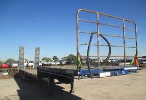 KRUEGER DROP DECK TRAILER FOR SALE