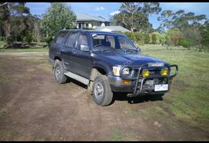1989 TOYOTA HILUX Surf SSR Limited Edition