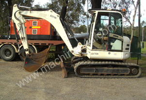terex TC-75 , 7.5ton , 2008 , 2230hrs , 3 buckets