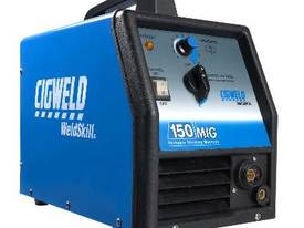 CIGWELD WeldSkill 150 MIG Welding Machine - picture0' - Click to enlarge