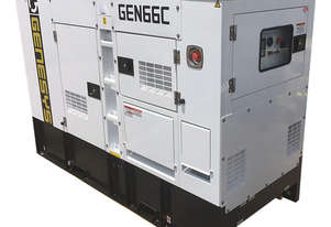 Generator 66KVA Diesel 415V Cummins - Stamford Alternator - 2 Years Warranty
