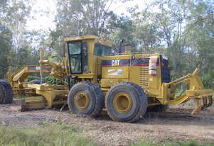 FOR SALE 1998 CAT 16H Grader Serial 6ZJ00436 Hours