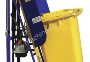 Wheelie Bin Lifter Manual Hand Pump (100kg)