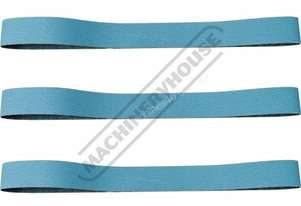 A8079 40G Zirconia Linishing Belt Pack 2000 x 75mm (79