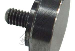Q2165 Ø10mm Flat Contact for Dial Indicators  Thread M2.5 x 0.45mm