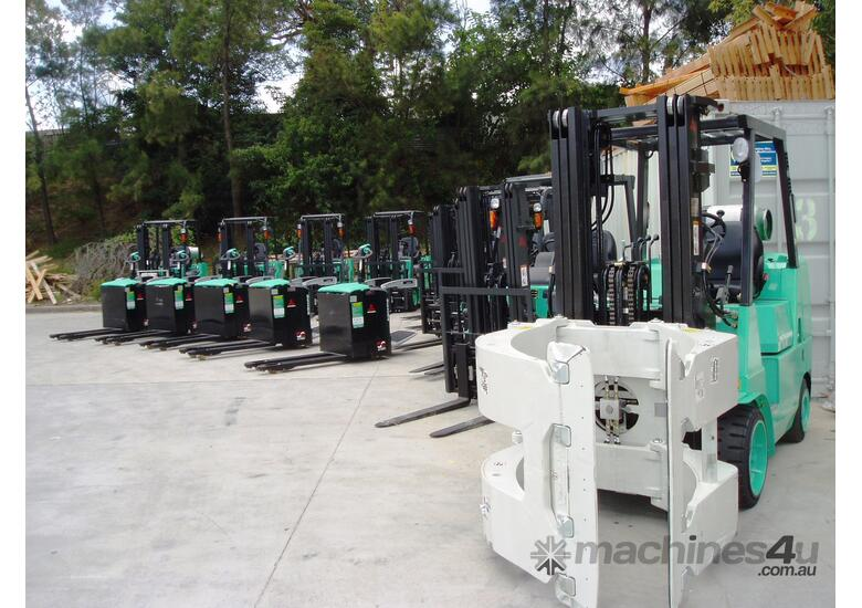 New Mitsubishi Container Forklift FG25N For Sale or Hire