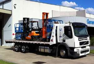 Ge Rentals Tilt Tray Transport