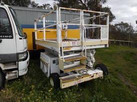 26' economy electric rough terain - picture1' - Click to enlarge