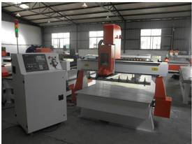 Panther 25-H CNC Router with auto tool changing - picture0' - Click to enlarge