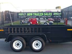 12x6 Hydraulic Tipper / Dump Trailer Tandem 3T - picture2' - Click to enlarge