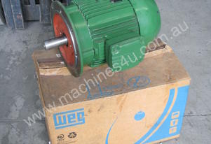 NEW UNUSED WEG Electric Motor 7.5kW 415V