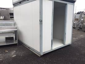 AS NEW COOLROOM BOXES WITH STEEL FRAME -FOR SALE P - picture0' - Click to enlarge
