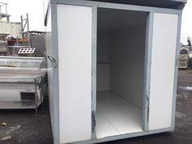 AS NEW COOLROOM BOXES WITH STEEL FRAME -FOR SALE P - picture1' - Click to enlarge