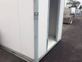 AS NEW COOLROOM BOXES WITH STEEL FRAME -FOR SALE P - picture4' - Click to enlarge