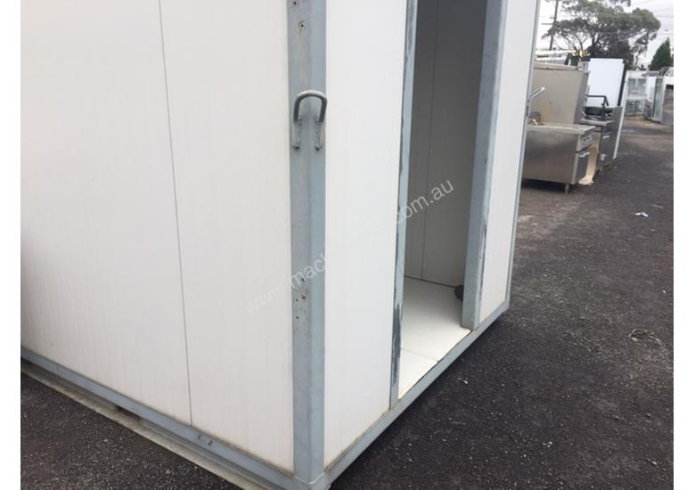 AS NEW COOLROOM BOXES WITH STEEL FRAME -FOR SALE P