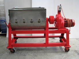 Industrial Heavy Duty Paddle Mixer - 250L