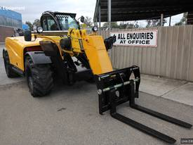 Fleet Clearance ~ Telehandler includes EWP Basket - picture0' - Click to enlarge